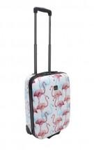 Saxoline Flamingo Walizka mała kolorowa