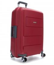 Travelite Makro Walizka średnia czerwona