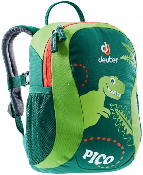 Deuter Pico Plecak dziecięcy zielony