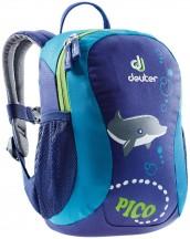 Deuter Pico Plecak dziecięcy turkusowy