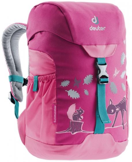 Deuter Schmusebar Plecak dziecięcy różowy