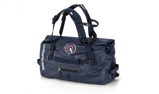 BMW Yachtsport torba podróżna granatowa