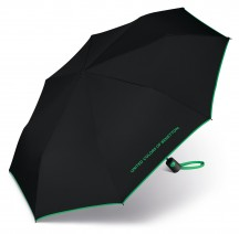 United Colors of Benetton Parasol 95 cm czarny