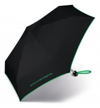 United Colors of Benetton Parasol 88 cm czarny