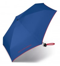 United Colors of Benetton Parasol 88 cm niebieski