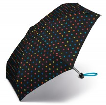 United Colors of Benetton Multidots Parasol 88 cm czarny