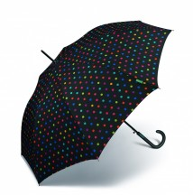 United Colors of Benetton Multidots Parasol 105 cm czarny