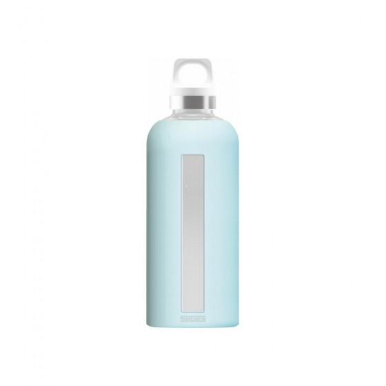 SIGG Star Butelka szklana morska