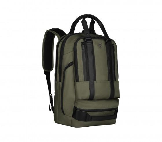 Victorinox Lexicon Professional Plecak biznesowy torba Bellevue 17 zielony