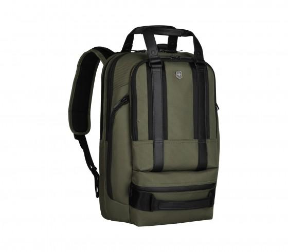 Victorinox Lexicon Professional Plecak biznesowy torba Bellevue 15 zielony