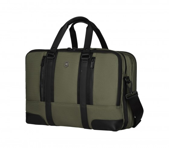 Victorinox Lexicon Professional Torba na laptopa Lexington 15 zielona