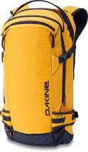 Dakine Snow Poacher Plecak narciarski/snowbordowy żłóty