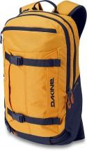 Dakine Snow Mission Pro Plecak narciarski/snowbordowy żółty