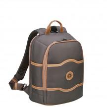 Delsey Chatelet Air Plecak biznesowy brązowy