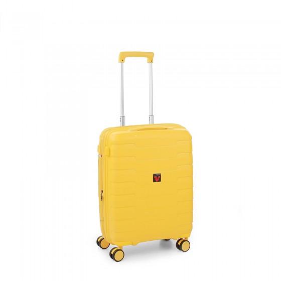 Roncato Skyline Walizka mała żółta