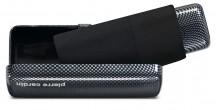 Pierre Cardin Noire Parasol 94 cm czarny