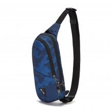 Pacsafe Vibe 150 Plecak na jedno ramię niebieski