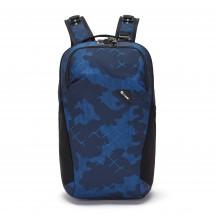 Pacsafe Vibe 20L Plecak turystyczny niebieski kamuflaż