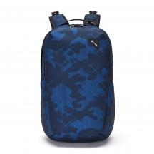 Pacsafe Vibe 25L Plecak turystyczny niebieski kamuflaż