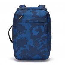 Pacsafe Vibe 28L Torba - Plecak turystyczny niebieski kamuflaż