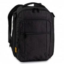 Plecak biznesowy na laptopa 15 CATERPILLAR grafitowy