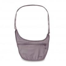 Pacsafe Coversafe Sekretny portfel na ramię szary