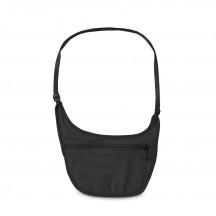 Pacsafe Coversafe Sekretny portfel na ramię czarny