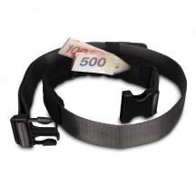 Pacsafe CashSafe Pasek do spodni antykradzieżowy czarny