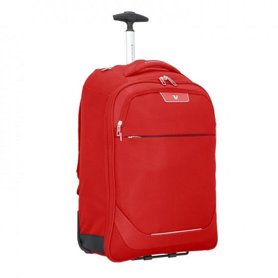 Roncato Joy Plecak na kółkach podróżny czerwony