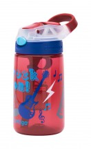 Contigo Gizmo Flip butelka na wodę czerwona