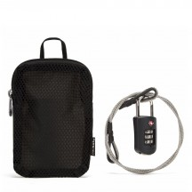 Pacsafe ProSafe 1000 Linka stalowa z kłódką szyfrową