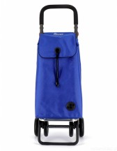 Rolser 4.2 Plus MF Wózek na zakupy niebieski