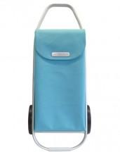 Rolser COM Soft 8 Wózek na zakupy niebieski