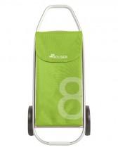 Rolser COM 8 Wózek na zakupy zielony