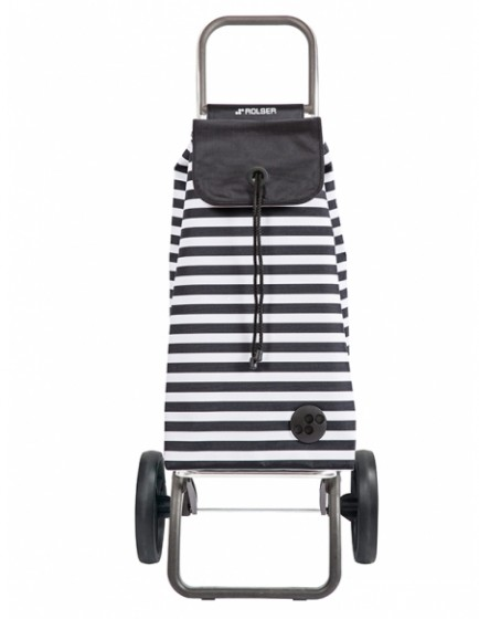 Rolser I-Max Logic RSG Marina Wózek na zakupy czarny