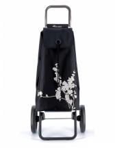 Rolser I-Max Logic RSG Nitt Plata Wózek na zakupy czarny