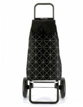 Rolser I-Max Logic RSG Star Blanco Wózek na zakupy czarny