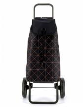 Rolser I-Max Logic RSG Star Mandarina Wózek na zakupy czarny