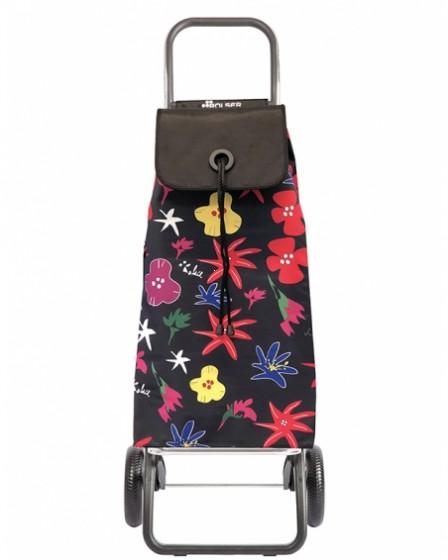 Rolser LOGIC RG I-Max Arazzo Wózek na zakupy czarny