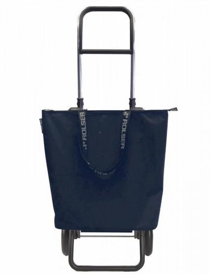 Rolser Logic RG Mini Bag MF Wózek na zakupy czarny