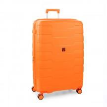 Roncato Skyline Walizka duża pomarańczowa