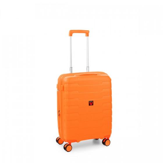 Roncato Skyline Walizka mała pomarańczowa