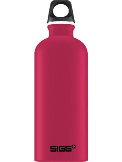 SIGG Traveller Butelka na wodę magenta różowa