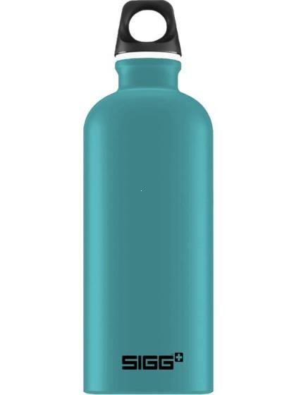 SIGG Traveller Butelka na wodę turkusowa