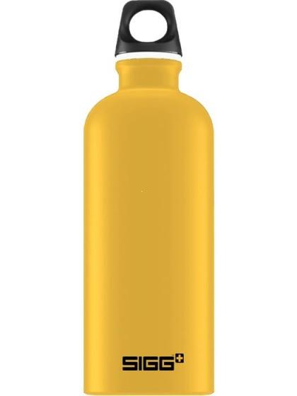 SIGG Traveller Butelka na wodę żołta