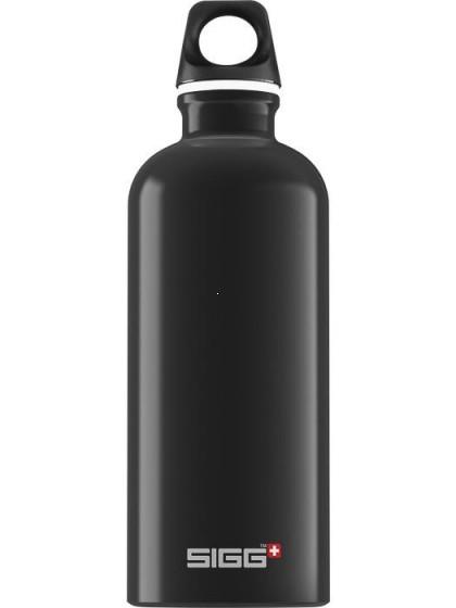 SIGG Traveller Butelka na wodę czarna