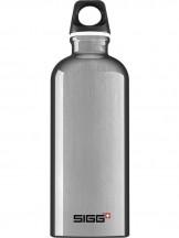 SIGG Traveller Butelka na wodę srebrna