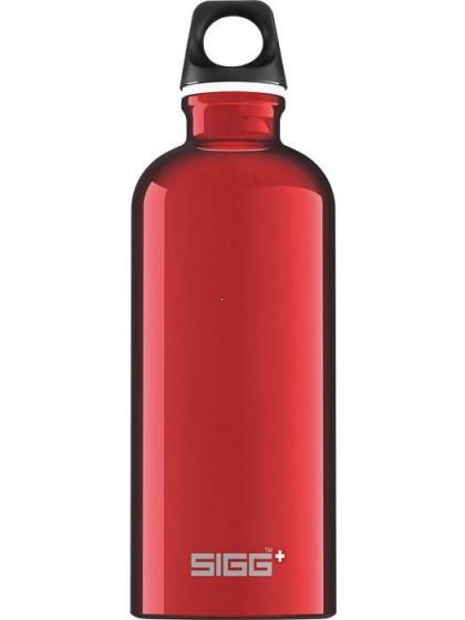 SIGG Traveller Butelka na wodę czerwona