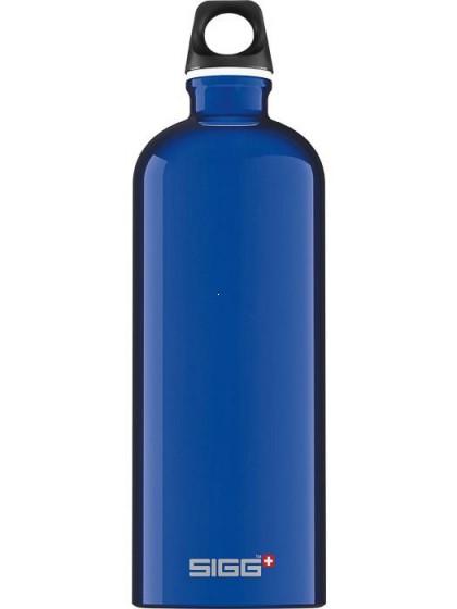 SIGG Traveller Butelka na wodę niebieska