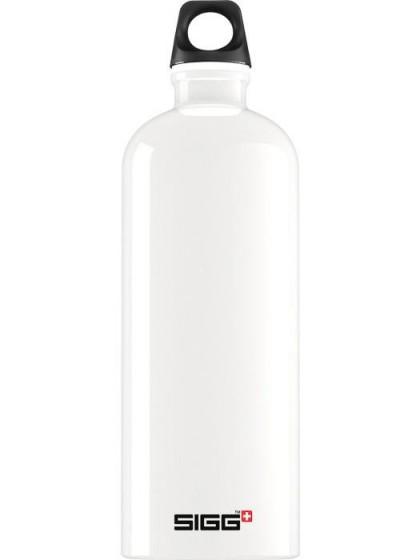 SIGG Traveller Butelka na wodę biała